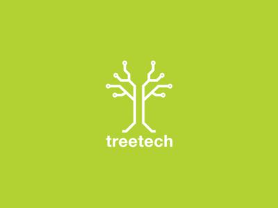 treetech - 1H Branding