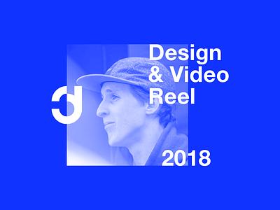Portfolio Reel 2018 typography design motion graphics videography drone shots web app video reel video comcast cars 2019 2018 portfolio reel youtube animation after effects ux ui minimal