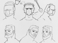 Balor Concept Character Art