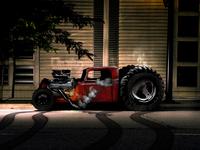 Balor Car Concept