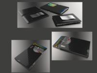 Cards Carbon Wallet
