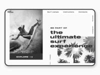 Surf Camp Website