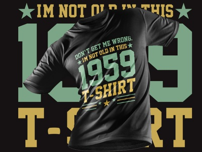 Vintage Year T-Shirt Design t-shirt design template birth year t shirt t shirts t-shirt design ideas vintage year vintage year vintage year t-shirt design vintage year t-shirt design t-shirt design custom font t-shirt typography