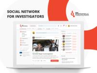 Wikiinvestigation - social network for investigators