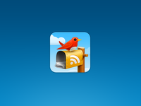 RSS Feed Icon - 2011