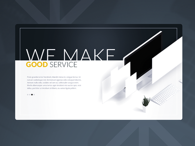 We Make Good Service responsive rwd design ux ui webdesign