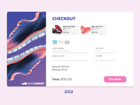 .002 Checkout Page