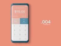 004 - Tip Calculator