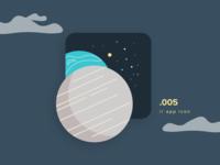 .005 App Icon