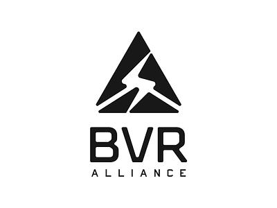 Alliance Badge modern logo athletic logo modern futuristic vector branding logo