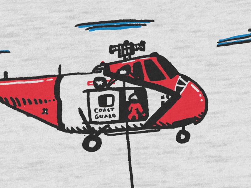 HO4S coast guard uscg ho4s helicopter