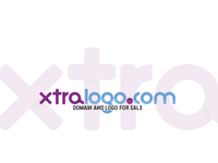 xtralogo.com Domain and Logo for SALE!