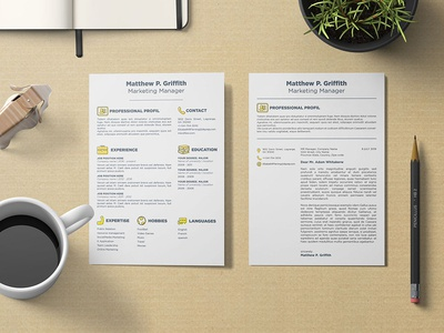 Free Marketing Resume Template