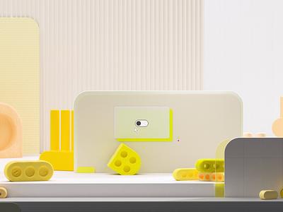 Fluent UI: Animation ui art direction animation 3d art artwork design microsoft office 3d artist 3d animation microsoft