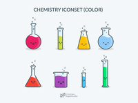 Icon Chemistry Icon Chemistry Color