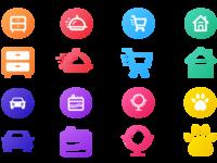 Client App Icons