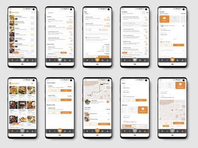 Swiggy App redesign