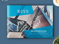 Novo Modern Brochure