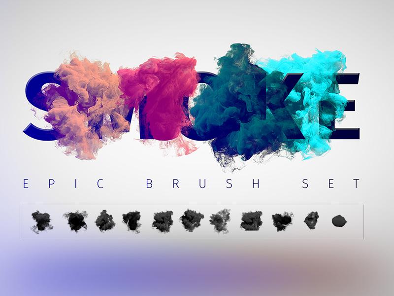 Smoke Text Creator by Kahuna_Design on Dribbble