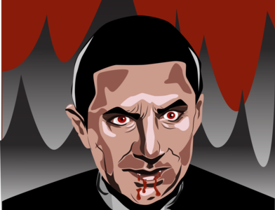 Dracula Illustration graphic design dracula illustrator illustration