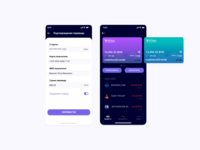 Mobile Bank app