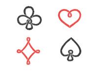 poker icon design