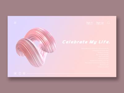c4d web design