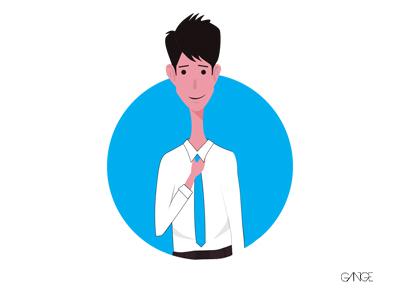 Boy design vector illustration