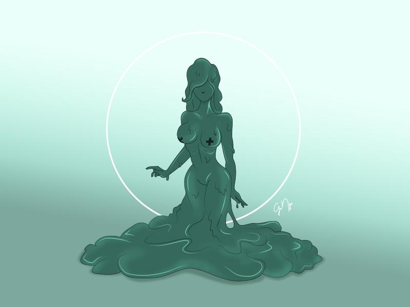 Slime design vector illustration