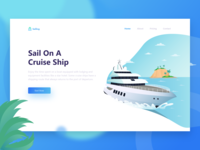 Header Illustration - Cruise Ship