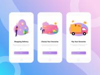 Online Shop On Mobile
