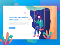 Personality Header Illustration