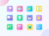 Shopping - Icon Exploration