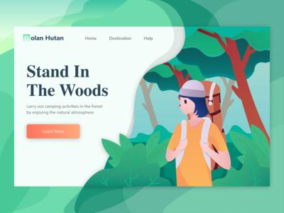 Exploration - Dolan Hutan