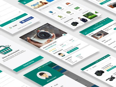 User Interface App Design