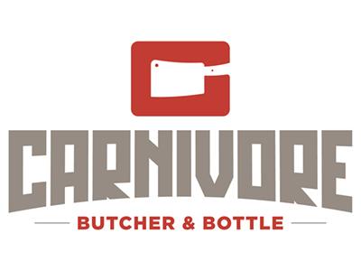 Carnivore - Concept 1 store grocery bottle carnivore butcher