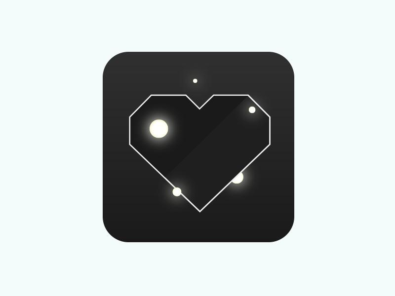 Lux Icon lux ios game icon ui ui design ios7