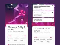 Polygon Article Designs