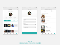 Tril | User profile