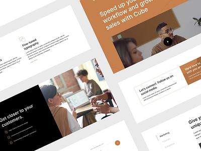 Startup Landing Page minimal html bootstrap landing page landing startup