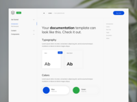 Online Documentation Template