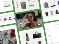 Vendor - E-Commerce Bootstrap Template