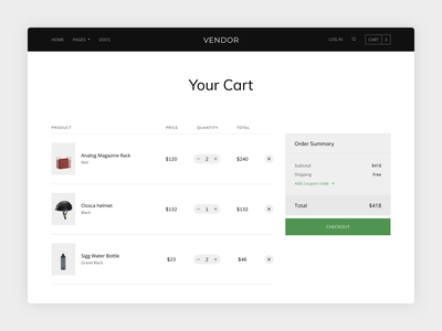 Shopping Cart order template bootstrap e-commerce store shopping bag layout shopping product checkout cart shopping cart shop ecommerce