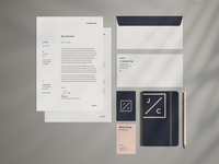 Stationary Branding Set