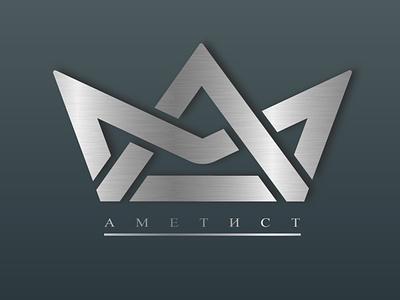 Logo branding design brand identity brand design brand rolled metal logodesign logo