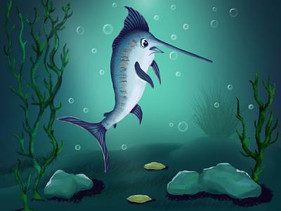 Swordfish design