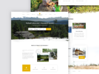 Hotel Resort Webdesign