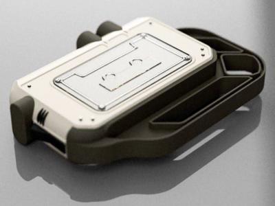 Safari Walkman • Render Test