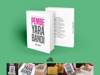 pembe yarabandı / book cover