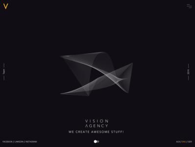 Vision Agency Web Design
